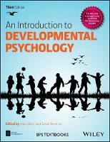 An Introduction to Developmental Psychology - BPS Textbooks in Psychology (Paperback)
