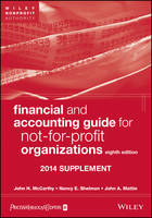 Financial and Accounting Guide for Not-for-Profit Organizations, Eighth Edition 2014 Supplement