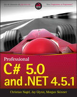 Professional C# 5.0 and .NET 4.5.1 (Paperback)
