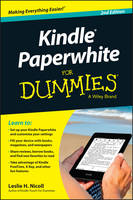 Kindle Paperwhite For Dummies (Paperback)