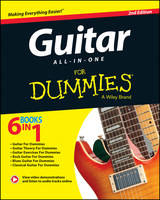 Guitar All-In-One For Dummies: Book + Online Video & Audio Instruction (Paperback)