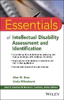 Essentials of Intellectual Disability Assessment and Identification - Essentials of Psychological Assessment (Paperback)