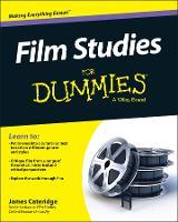Film Studies For Dummies (Paperback)