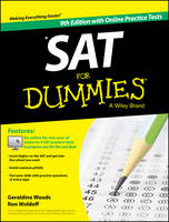 SAT For Dummies, with Online Practice (Paperback)