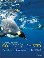 Foundations of College Chemistry (Paperback)
