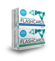 Wiley CMAexcel Exam Review 2015 Flashcards: CMA Exam Review Complete Set - Wiley CMA Learning System (Paperback)