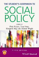 The Student's Companion to Social Policy (Paperback)