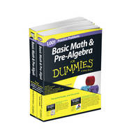 Basic Math and Pre-Algebra: Learn and Practice 2 Book Bundle with 1 Year Online Access (Paperback)