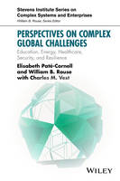 Perspectives on Complex Global Challenges: Education, Energy, Healthcare, Security, and Resilience - Stevens Institute Series on Complex Systems and Enterprises (Paperback)