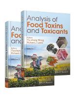 Analysis of Food Toxins and Toxicants: 2 Volume Set (Hardback)