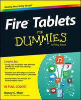 Fire Tablets For Dummies (Paperback)