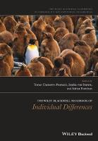 The Wiley-Blackwell Handbook of Individual Differences - HPIZ - Wiley-Blackwell Handbooks in Personality and Individual Differences (Paperback)