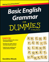 Basic English Grammar For Dummies - US (Paperback)