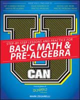 U Can: Basic Math and Pre-Algebra For Dummies (Paperback)