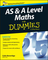 AS and A Level Maths For Dummies (Paperback)
