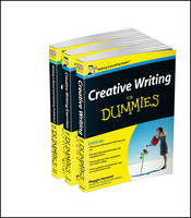 Creative Writing For Dummies Collection- Creative Writing For Dummies/Writing a Novel & Getting Published For Dummies 2e/Creative Writing Exercises FD (Paperback)