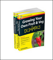 Self-sufficiency For Dummies Collection - Growing Your Own Fruit & Veg For Dummies/Keeping Chickens For Dummies UK Edition (Paperback)