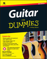 Guitar for Dummies, 4th Edition (Paperback)