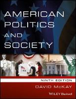 American Politics and Society (Paperback)