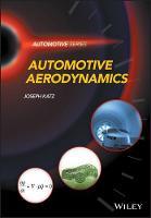Automotive Aerodynamics - Automotive Series (Hardback)