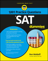 1,001 SAT Practice Questions For Dummies (Paperback)