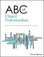 ABC of Clinical Professionalism - ABC Series (Paperback)