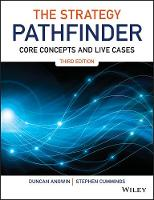 The Strategy Pathfinder: Core Concepts and Live Cases - The Pathfinder Series (Paperback)