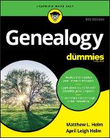 Genealogy For Dummies