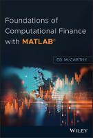 Foundations of Computational Finance with MATLAB (Hardback)