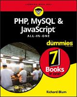 PHP, MySQL, & JavaScript All-in-One For Dummies (Paperback)