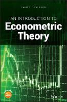 An Introduction to Econometric Theory (Hardback)