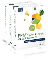 Wiley 2018 Part I FRM Exam Study Guide & Practice Question Pack
