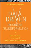 Data Driven Business Transformation