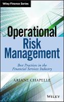 Operational Risk Management