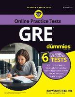 GRE For Dummies with Online Practice (Paperback)