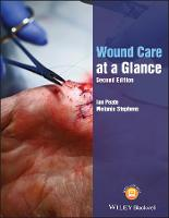 Wound Care at a Glance - At a Glance (Nursing and Healthcare) (Paperback)