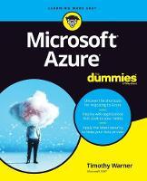 Microsoft Azure For Dummies (Paperback)