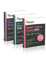 GMAT Official Guide 2021 Bundle