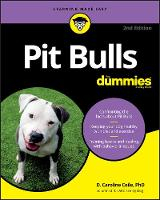 Pit Bulls For Dummies (Paperback)