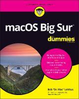 macOS Big Sur For Dummies