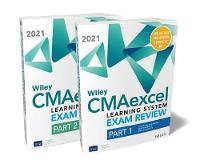 Wiley CMAexcel Learning System Exam Review 2021: Complete Set (2-year access) (Paperback)