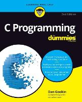 C Programming For Dummies (Paperback)