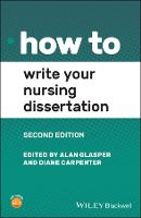 How to Write Your Nursing Dissertation - How To (Paperback)