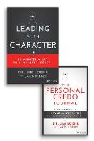 Leading with Character: 10 Minutes a Day to a Brilliant Legacy Set (Hardback)