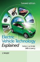 Electric Vehicle Technology Explained (Hardback)