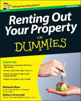 Renting Out Your Property for Dummies 3rd Edition