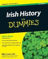 Irish History For Dummies (Paperback)