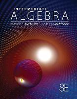 Student Workbook for Aufmann/Lockwood's Intermediate Algebra with Applications, 8th