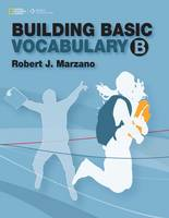 Building Basic Vocabulary B Student Book (Board book)