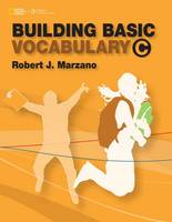 Building Basic Vocabulary C Student Book (Board book)
